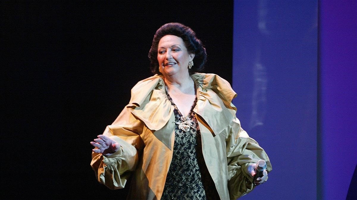 Montserrat Caballé, una artista única
