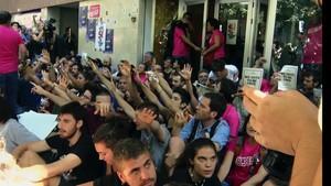 Les mobilitzacions del 20-S i els 'Jordis', a TV-3