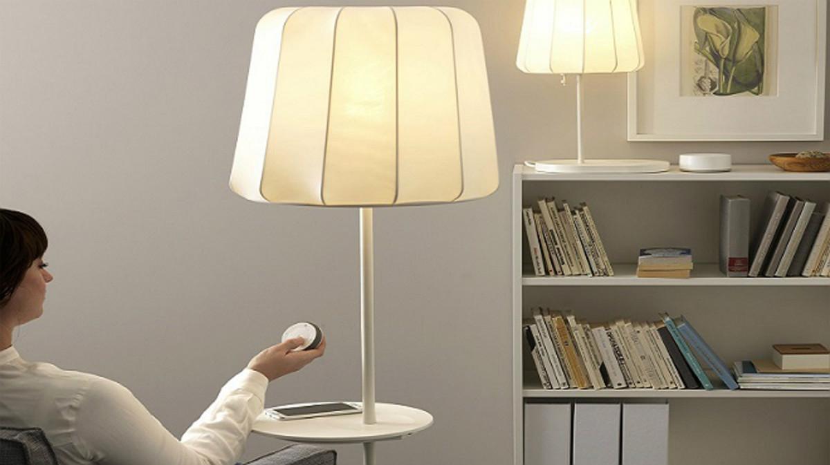 Le Ikea Blume llegan las bombillas inteligentes de ikea controladas por