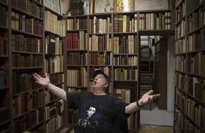 abertran38898435 barcelona 15 06 2107 javier gurruchaga visita la libreria a170617120631