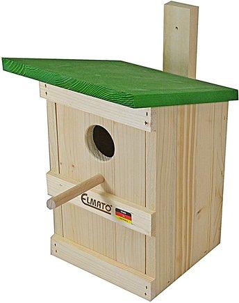 Casa pájaros Elmato