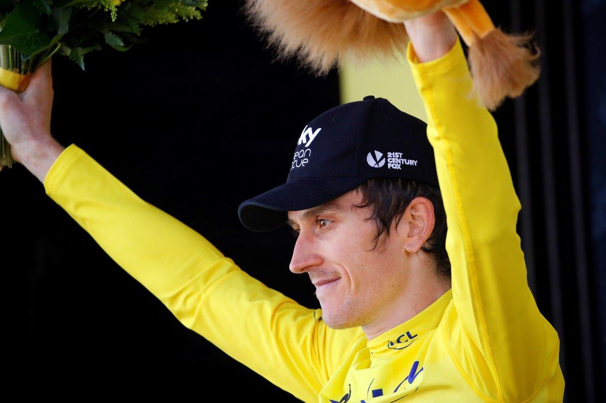 Roban el trofeo del Tour de Francia en una exposición