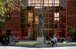 Edificio de la Universidad Rey Juan Carlos.