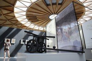 La exposición puede verse en la Cupula Events de Las Arenas.