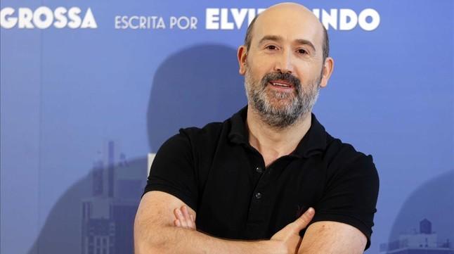 El actor Javier Cámara.