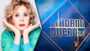Agatha Ruiz de la Prada, invitada en 'El hormiguero'.