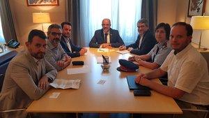 Pastor reclama a la Generalitat incrementar el nombre de Mossos a Badalona