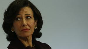 Ana Patricia Botín.