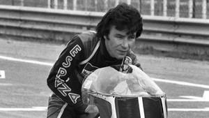 Ángel Nieto, en1976.