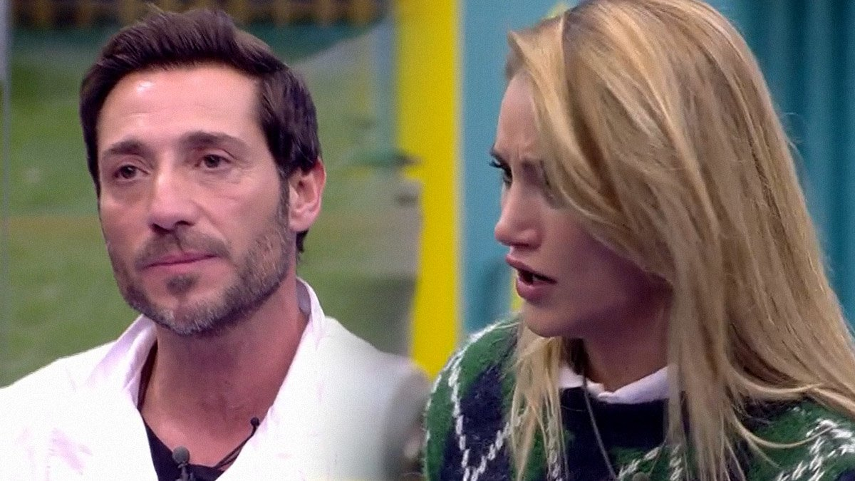 Alba Carrillo explota contra Antonio David: «Jo no tinc cap denúncia per agressivitat»