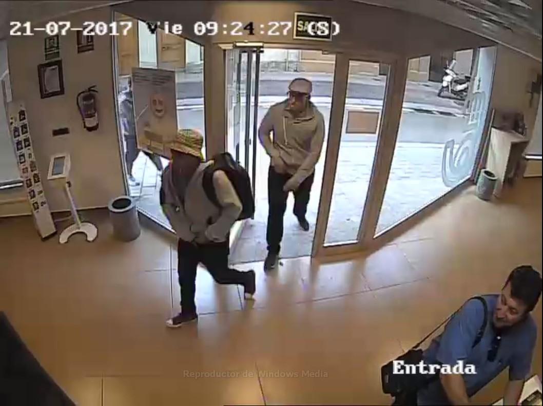 Atraco a una oficina de Correos en Sant Joan Despí