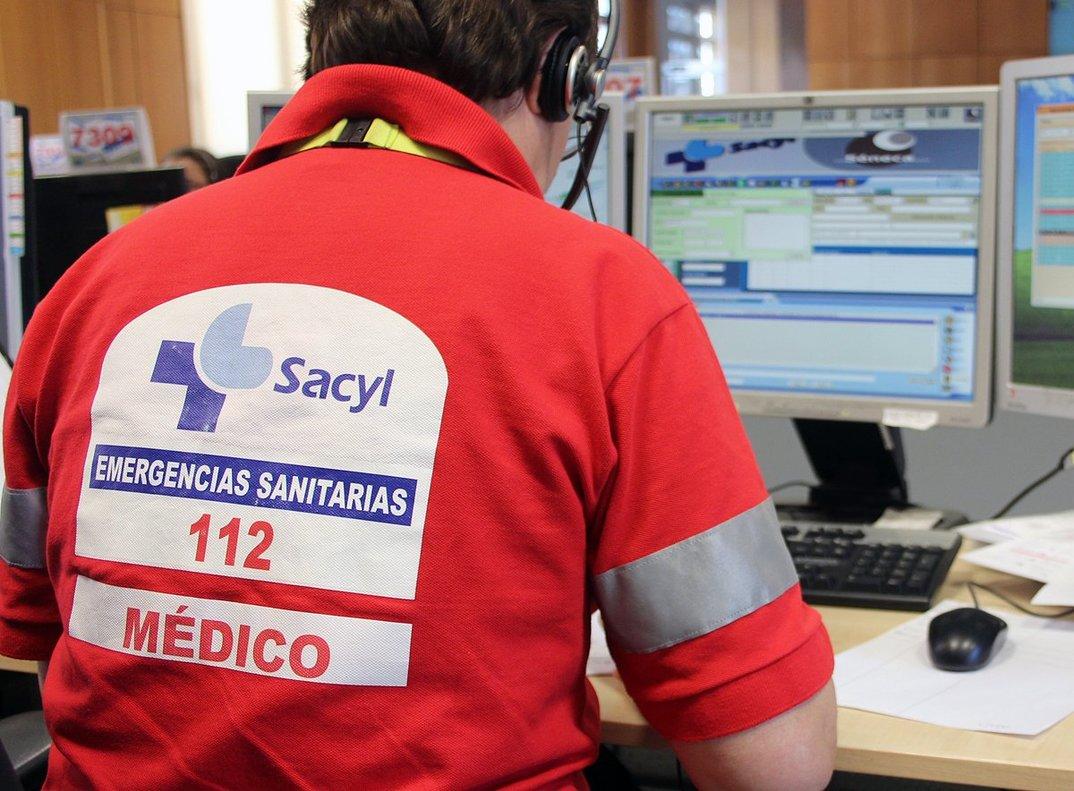El centro de emergencias Castilla y León 112.