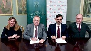 El Círculo Ecuestre i el CZFB impulsen el Fòrum Barcelona Capital
