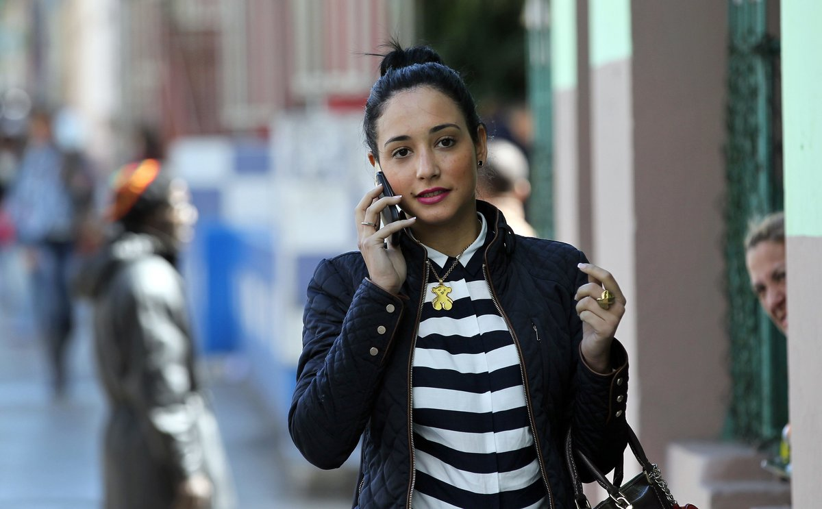 Las líneas de telefonía celular activas suman actualmente más de 6 millones.