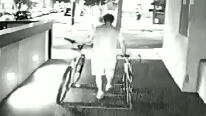 Detenido un ladrón de trasteros en Barcelona.
