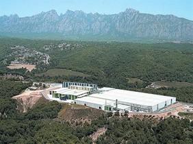 Els Hostalets de Pierola. Ecoparc 4, la planta de residuos más nueva.