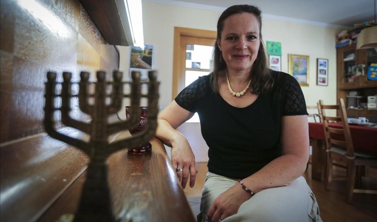 Tamara Precek:«Cayó nuestro mundo y busqué otros pilares»