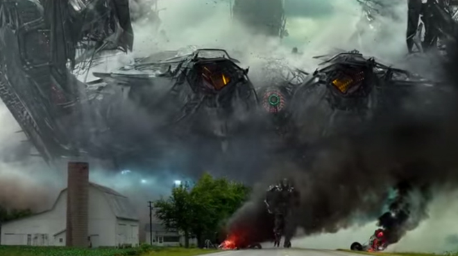 Estrenos de la semana. Tráiler de Transformers 4.