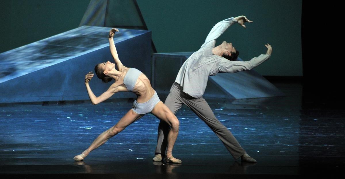 Ballet del Mariinski.'Las cuatro estaciones'. 4 de julio.