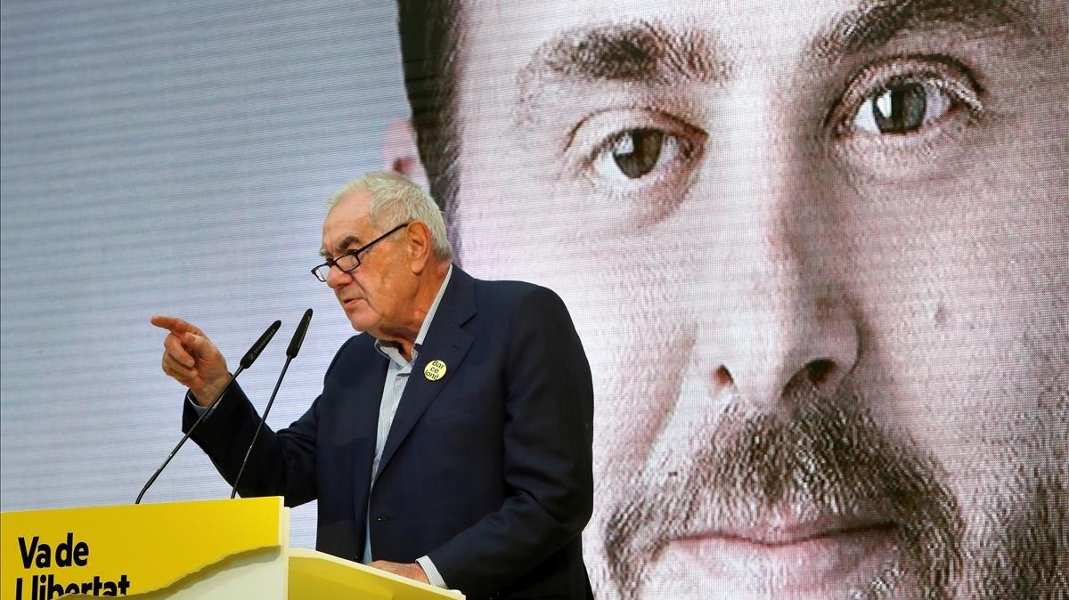 ERC es conjura per demostrar a Europa que l'independentisme és irreversible