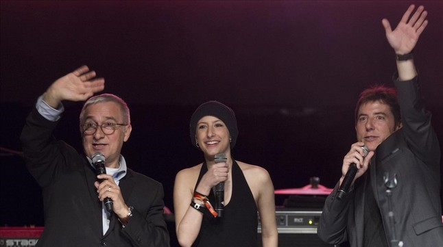 Sardà, Fuentes i Love of Lesbian protagonitzen una gala contra la leucèmia