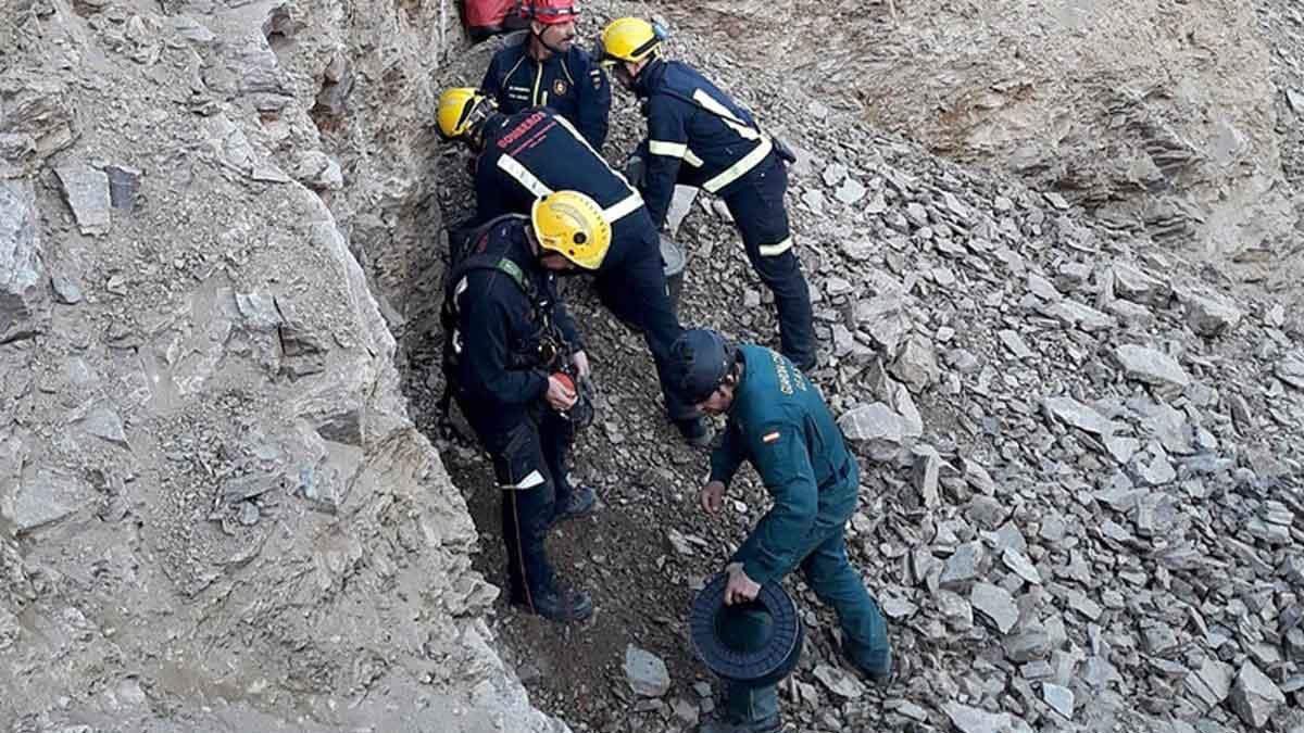 El dispositiu de rescat encara tardarà almenys 35 hores a arribar a Julen