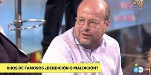 Salvador Sostres, en el programa '¿Cómo lo ves'?, de RTVE.