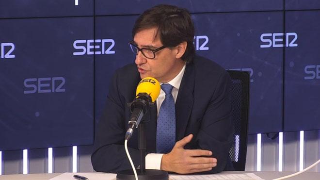 Illa descarta aixecar l'alarma a Madrid i exigeix baixar la incidència a «menys de 200»