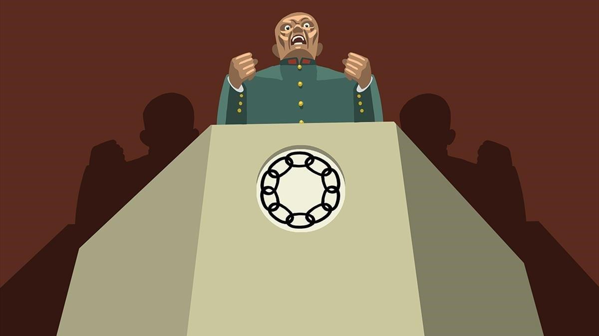 Totalitarismos de ayer y hoy