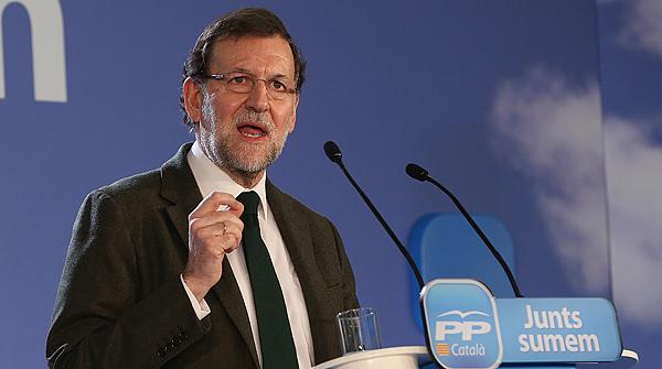 Intervención de Mariano Rajoy en la convención de los populares de Catalunya.