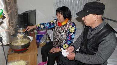Los refugiados del cáncer de China