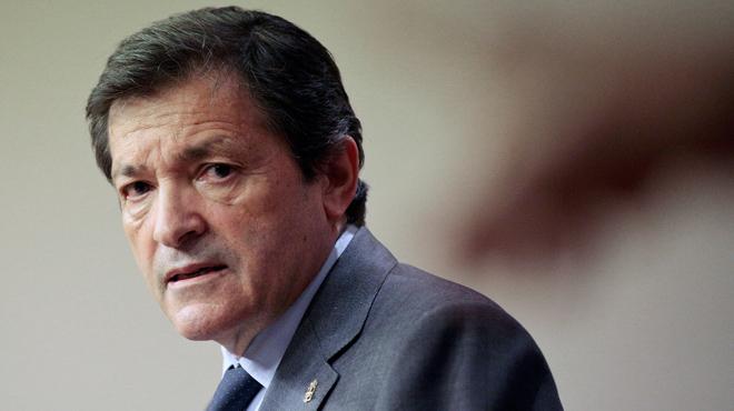 Javier Fernández (PSOE) el grupo socialista se va a abstener.