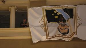 La Generalitat defensa que la pancarta contra el Rei era «segura»