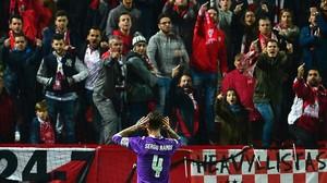 """Ramos: """"A Rakitic i Alves se'ls rep com a déus i a mi m'insulten la meva mare"""""""