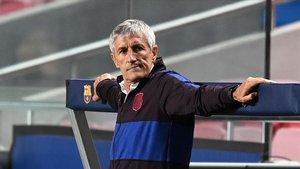 Setién també envia un burofax al Barça sol·licitant el seu acomiadament oficial