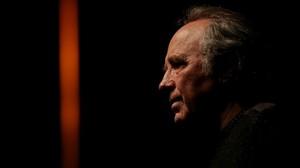 Joan Manuel Serrat, este jueves en Madrid, donde ha presentado su gira Mediterráneo da capo