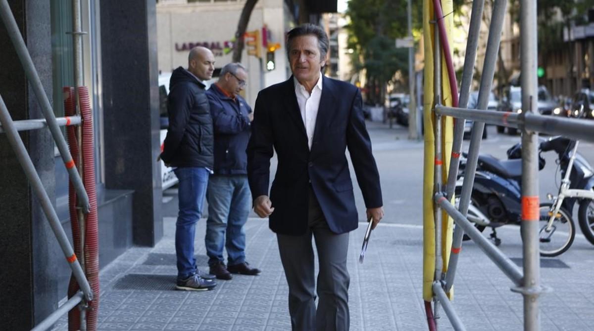 Josep Pujol Ferrusola, aprovecho la amnistía para regularizar dinero.