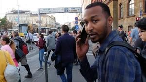 D'Eritrea a Hongria, la gran odissea de Dris