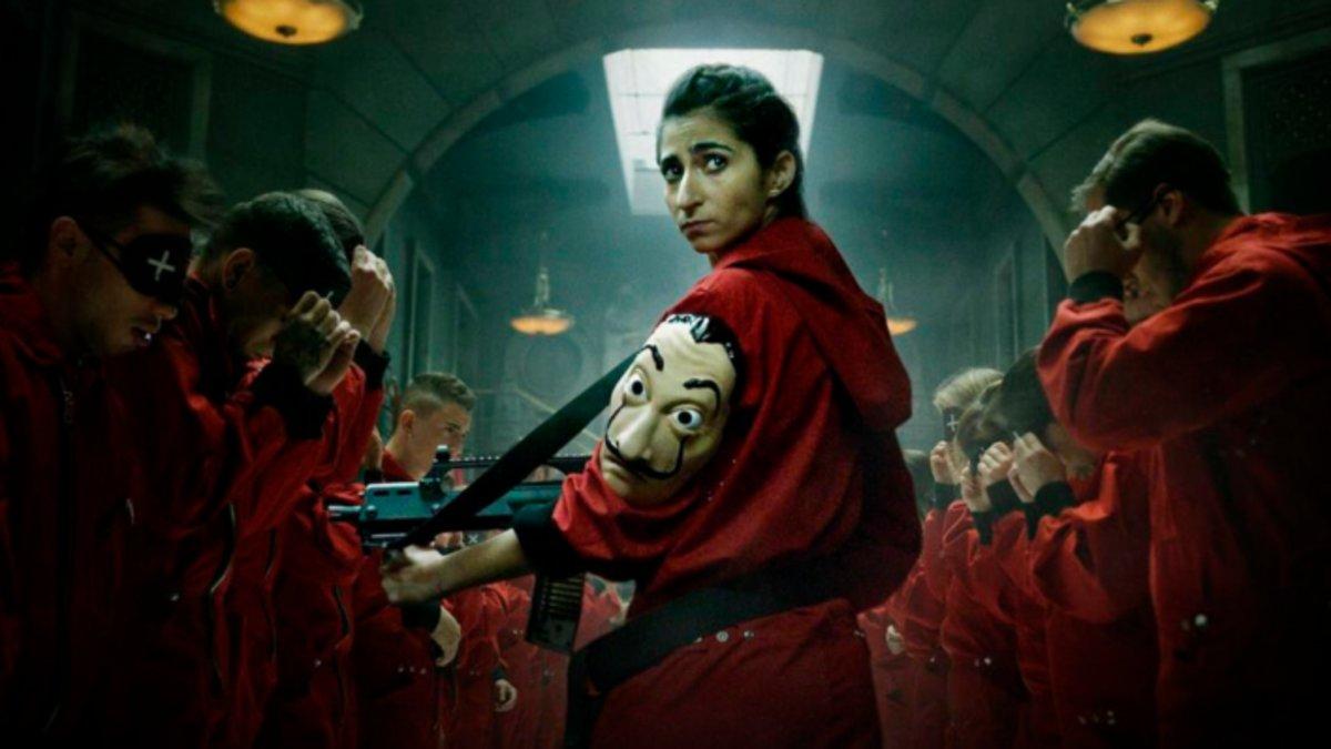 Netflix anuncia la fecha de estreno a nivel mundial de la cuarta parte de 'La casa de papel'