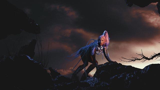 'Sour Candy', el álbum que Lady Gaga interpreta junto algrupo de k-pop Blackpinky que forma parte del elenco de canciones desexto álbum de estudio, 'Chromatica'