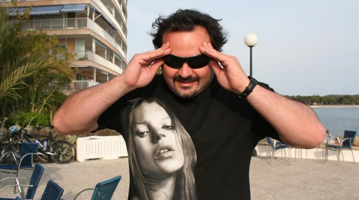lgnacio Allende, empresario, director y actor de cine porno