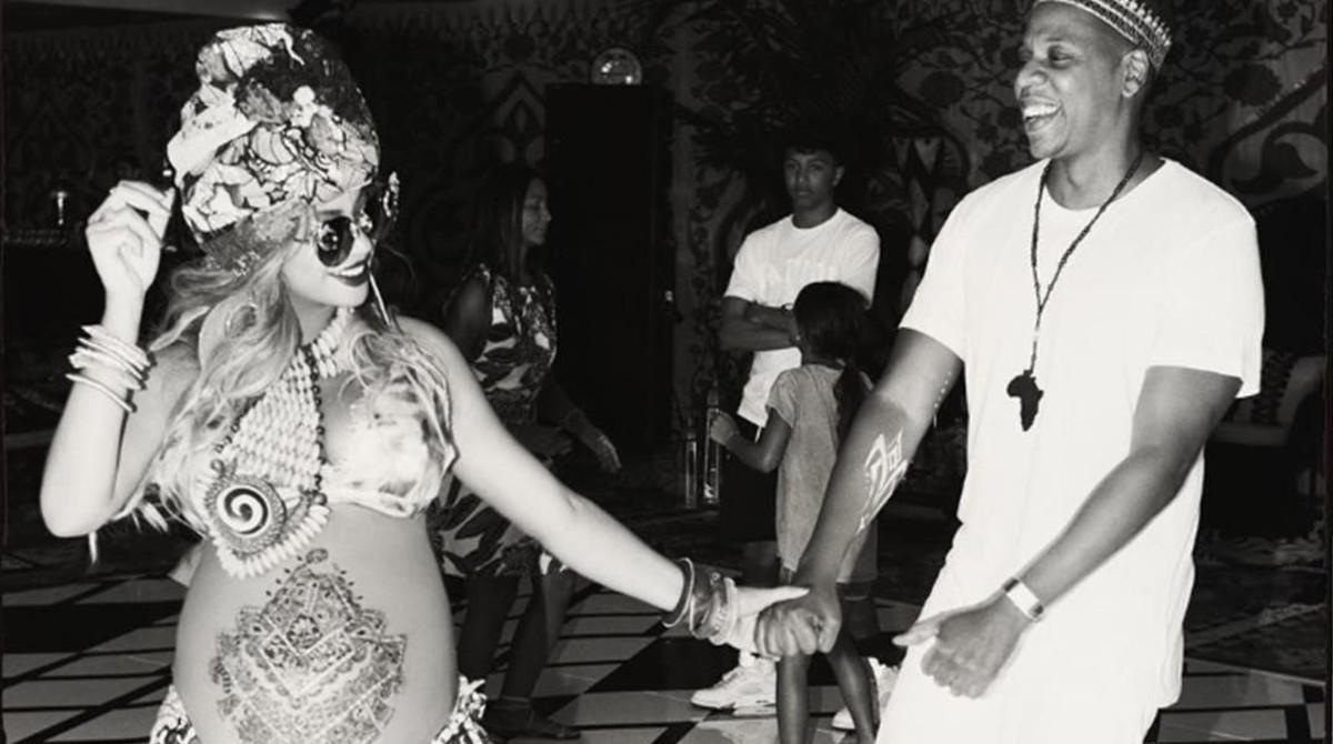 Beyoncé y Jay-Z.