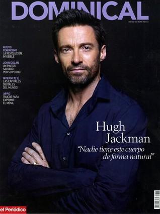 Hugh Jackman, en la portada de Dominical.