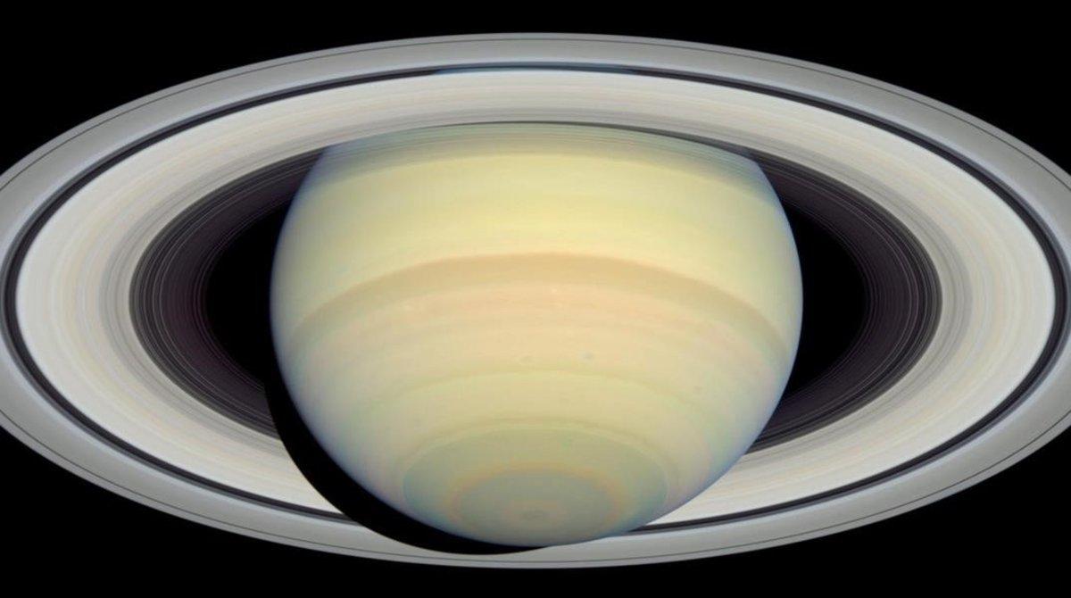 Los anillos de Saturno son más nuevos de lo que pensábamos