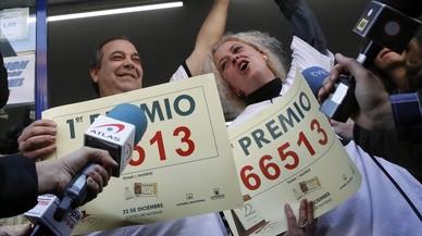 Los propietarios de la administracion situada en el Paseo de la Esperanzanumero 4en Madridcelebran la venta integra del numero 66 513.