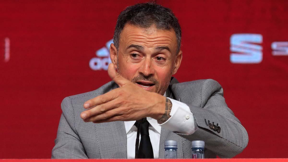 Luis Enrique dice que Moreno fuedesleal.