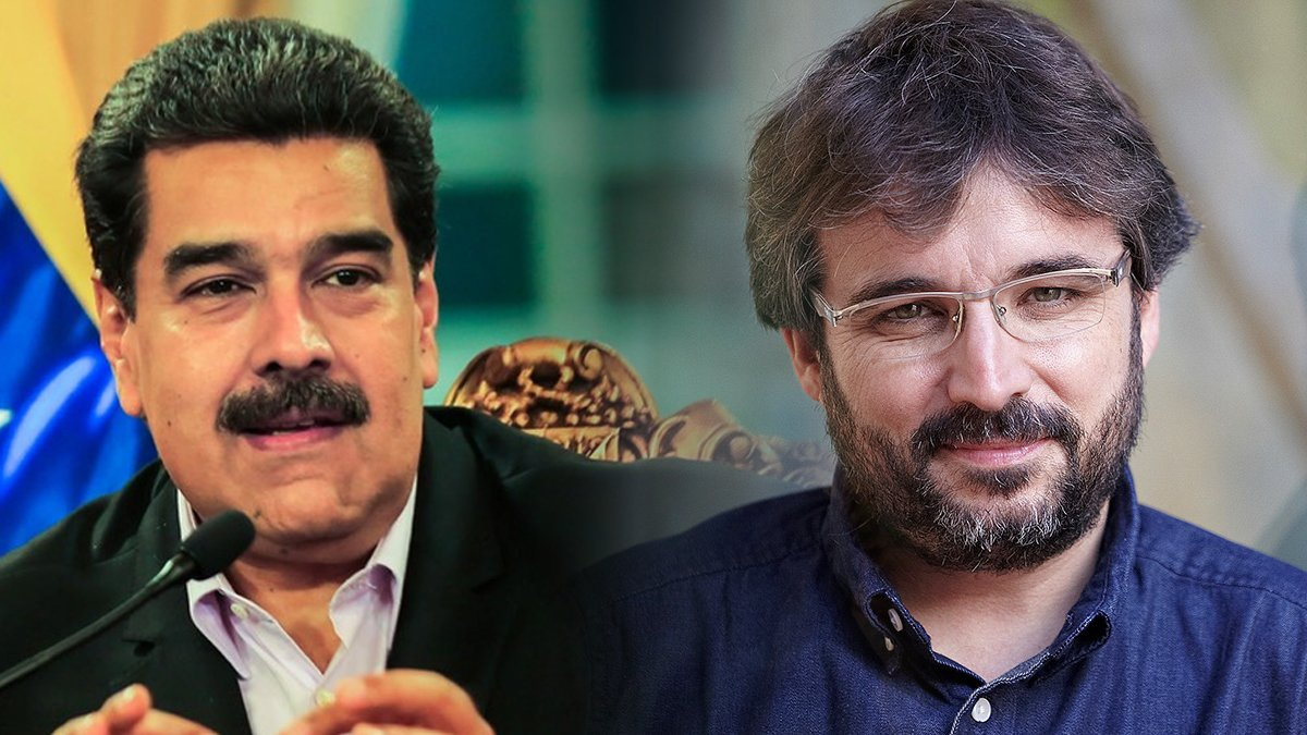 Jordi Évole entrevista en exclusiva a Nicolás Maduro en Caracas