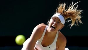 Maria Sharapova vuelve a las pistas de tenis tras cumplir su sanción.