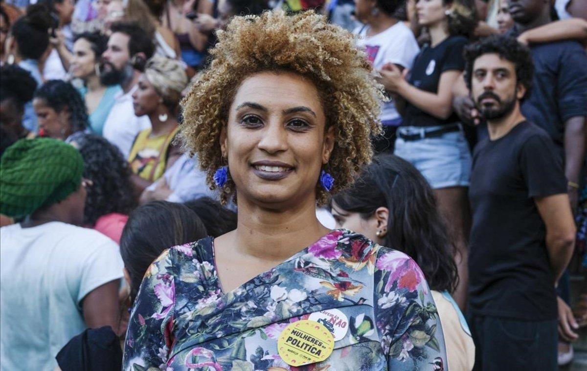 Detenidos dos policías sospechosos del asesinato de la activista Marielle Franco — Brasil