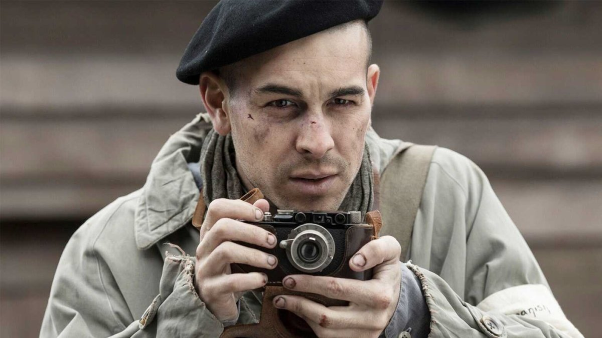 Mario Casas es 'El fotógrafo de Mauthausen' en la noche de cine español de La 1